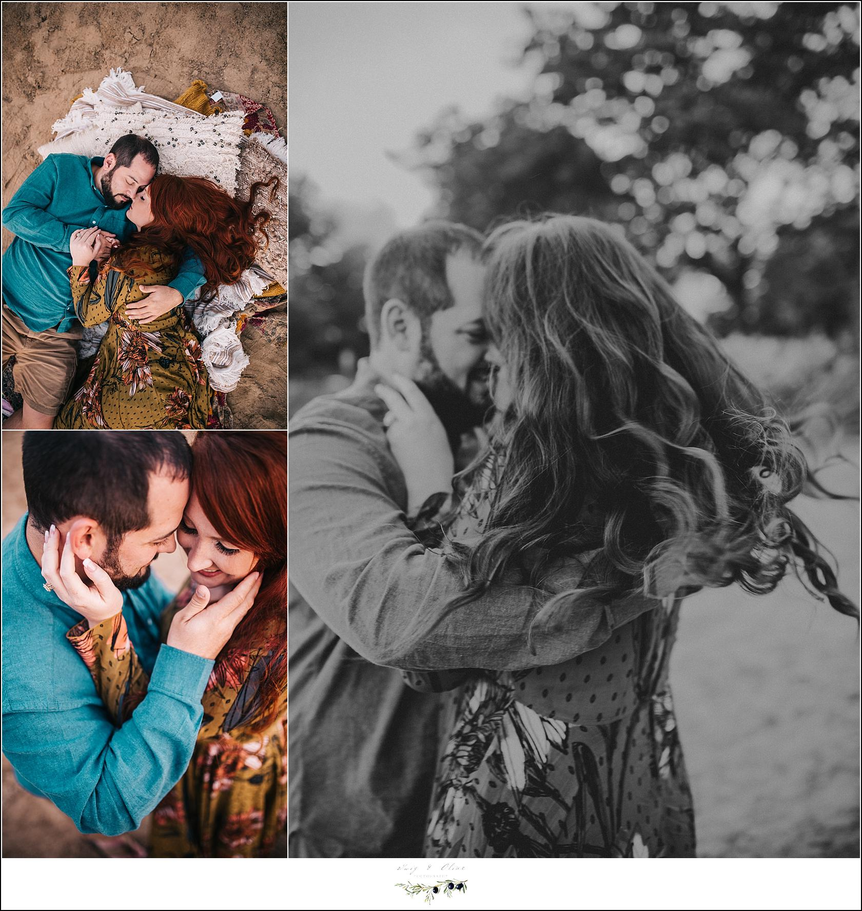 Outdoor Engagement Session Madison