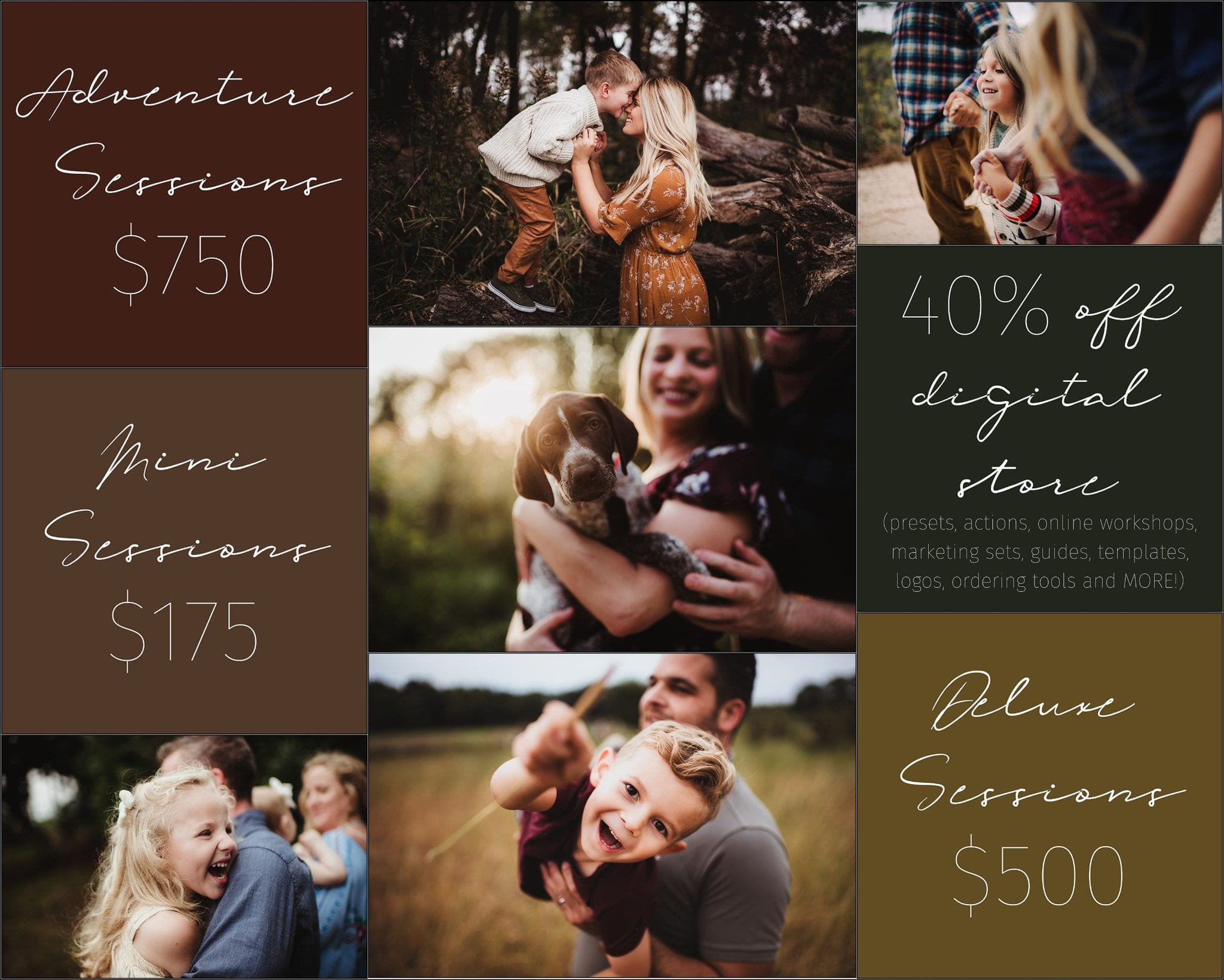 2018 Black Friday Sale Outfit Inspiration Guide Launch Twig Olive Photography