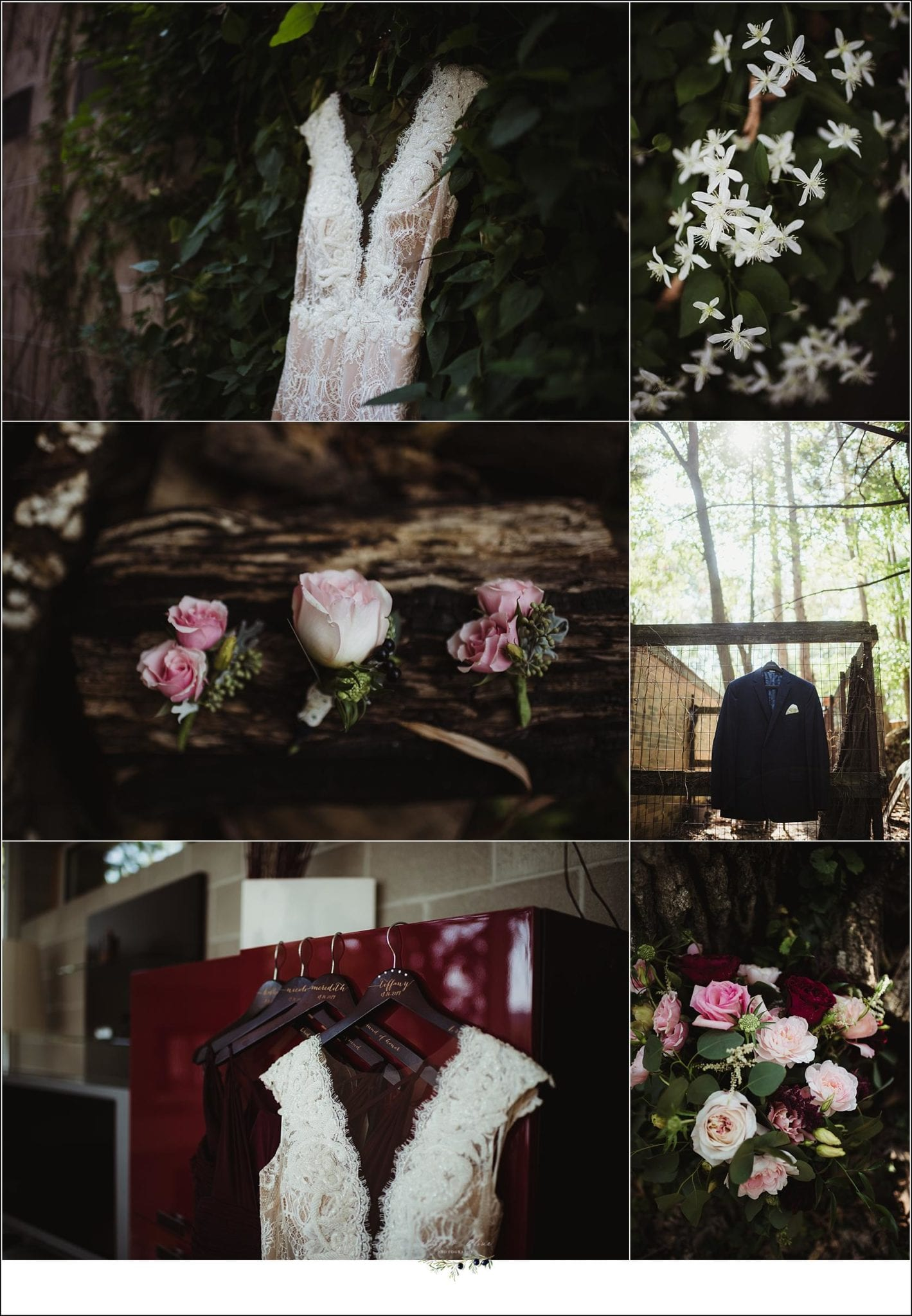 Twig & Olive PhotographyCranberry, Gold and Navy Blue Color Palette ...