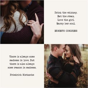 Love Quote Social Media Pack | First Set