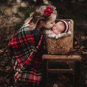 Newborn Outdoor | Feature