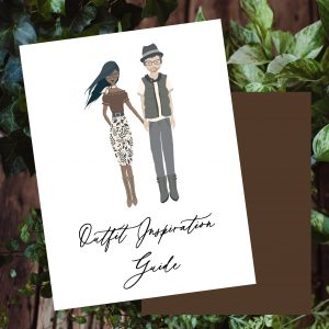 Outfit Inspiration Guide   Couples