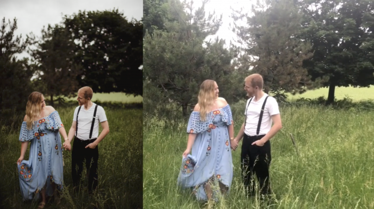 Couple's Flow Posing | Short