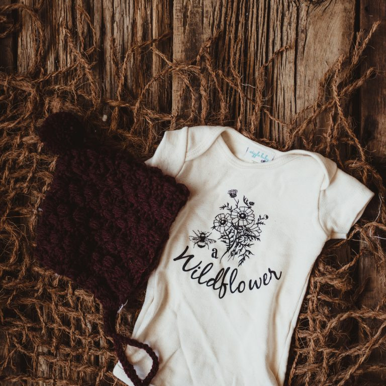 Gift Set | 2 Piece 6-9 Month Onesie + Hat Set