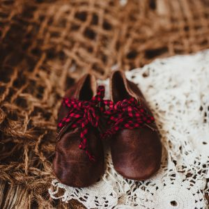 Oxfords | Size 2 | Leather Newborn and Toddler Shoes