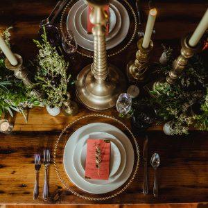Wedding Tablescape | Short