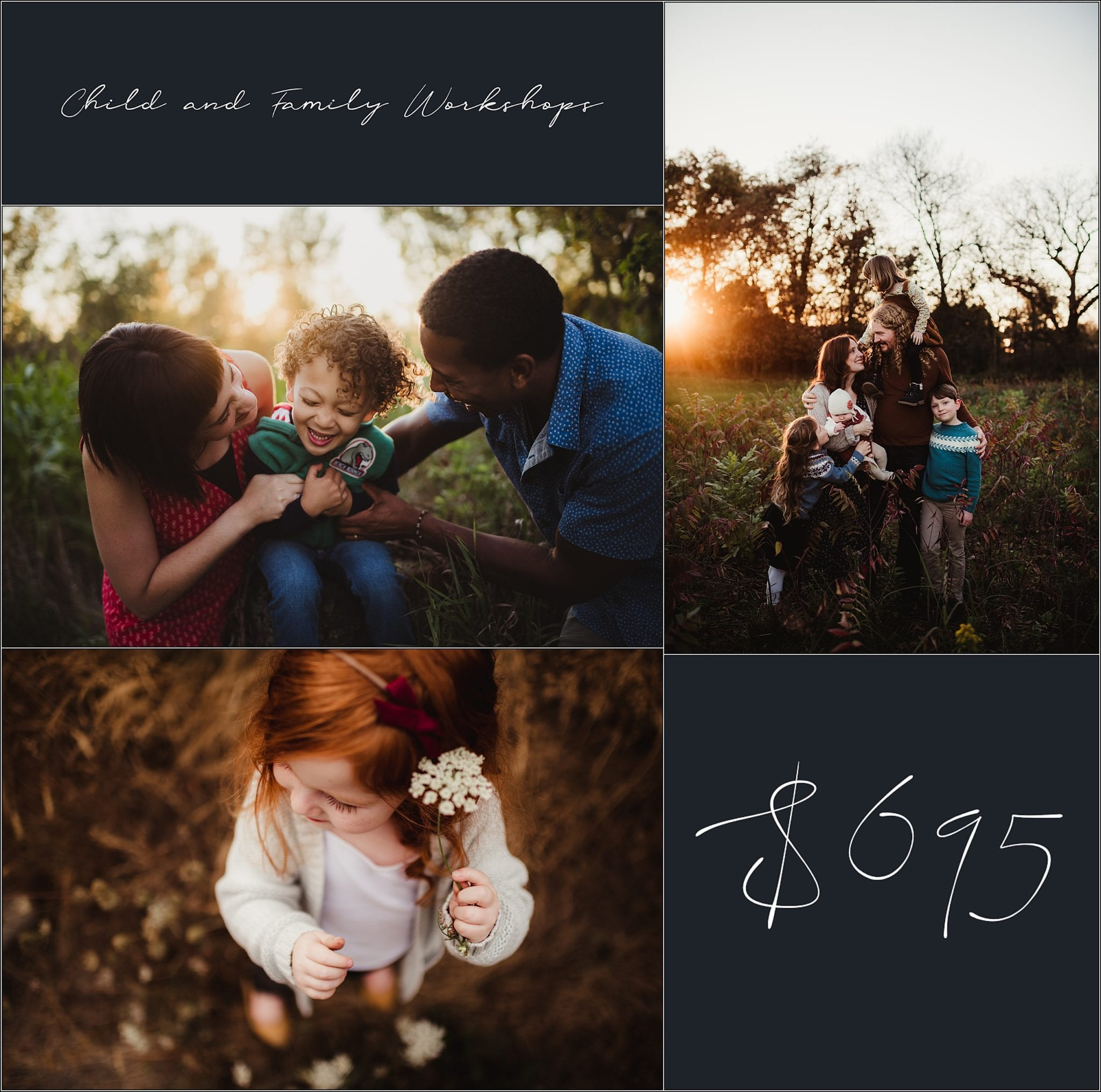 Family Photography Workshops